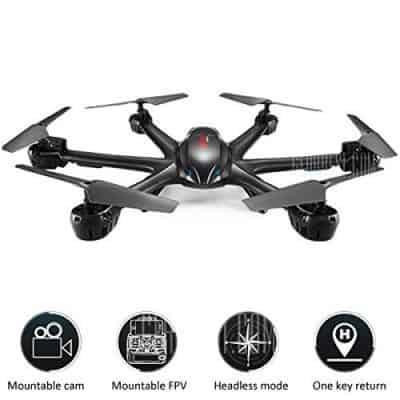 Oferta Drone MJX con Cámara HD con cámara HD por 58 euros (Cupón Descuento)