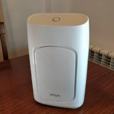 Oferta deshumidificador eléctrico VAVA por 32,99 euros (Cupón Descuento)