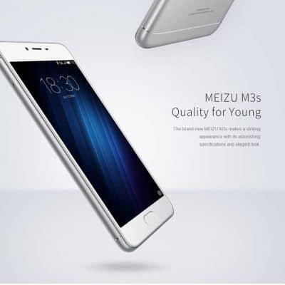 Oferta Meizu M3 S por 91 euros (Cupón Descuento)