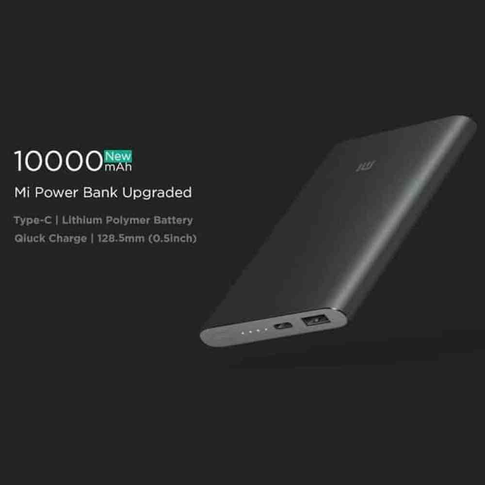 Oferta Xiaomi Power Bank 2 10.000 mA por 13 euros (Cupón Descuento)