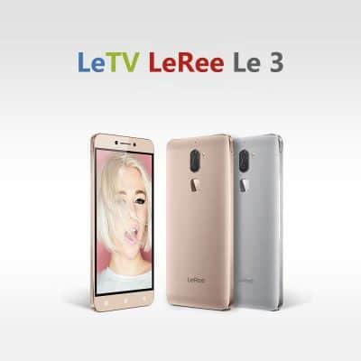 Chollo móvil LeTV Leree Le3 por 99 euros (Cupón Descuento)