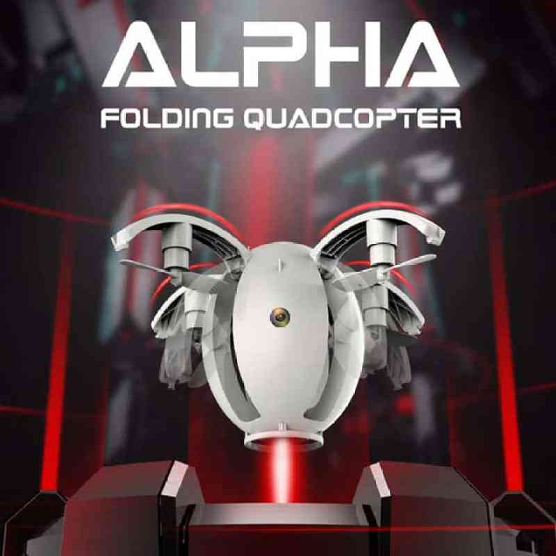 Chollazo: Huevo drone con cámara KAI DENG por 16 euros (60% Descuento)