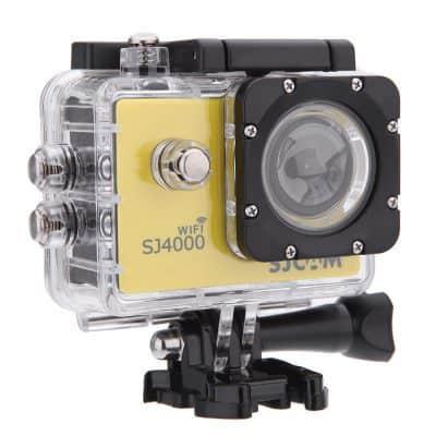 Oferta videocámara deportiva SJCAM SJ4000 WiFi por 46 euros desde España