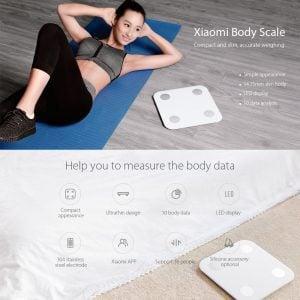 Oferta Báscula Xiaomi Mi Smart Scale 2 por 53 euros (Cupón Descuento)