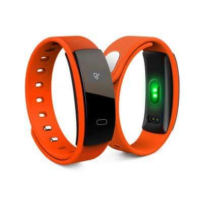 Oferta pulsera inteligente QS80 por 9 euros