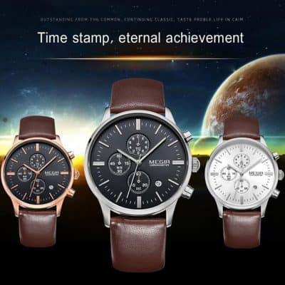 Oferta reloj MEGIR por 18 euros (50% descuento)