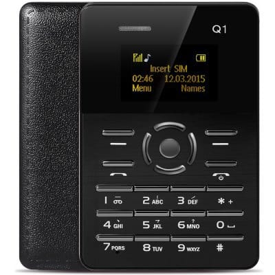 Chollo teléfono móvil ultra fino por 9 euros (Cupón Descuento)