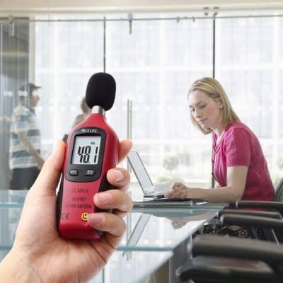Cupón descuento para herramientas profesionales Tacklife: Sonómetro y Telémetro