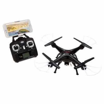 Oferta dron Syma X5SW con cámara por 41 euros (Oferta FLASH)