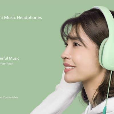 Oferta Xiaomi Mi Headphones por 32 euros (Cupón Descuento)