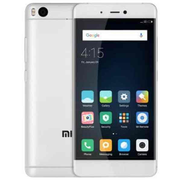 Xiaomi Mi5s por 302 euros