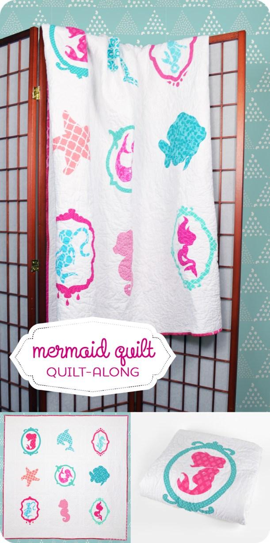 Mermaid Quilt