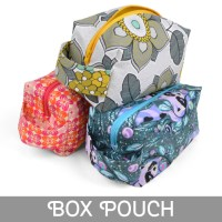 Freebie Friday! Box Pouch