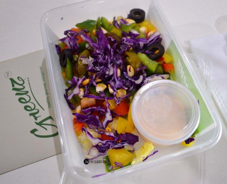 haystack salad