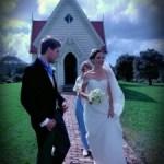 Wedding in Matakana