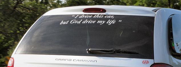 God drive my life