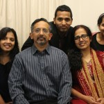 The Dhinakars and Kudumba Jebam / family prayer (interview)