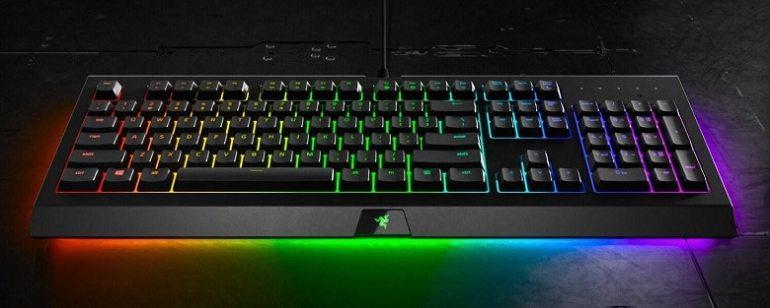 Bàn Phím Cơ Có Dây Razer BlackWidow Chroma V2 RGB Razer™ Switch