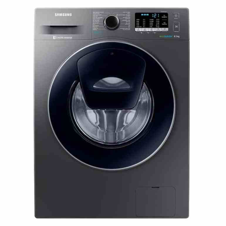Máy Giặt Cửa Ngang Samsung Inverter Addwash WW85K54E0UX/SV