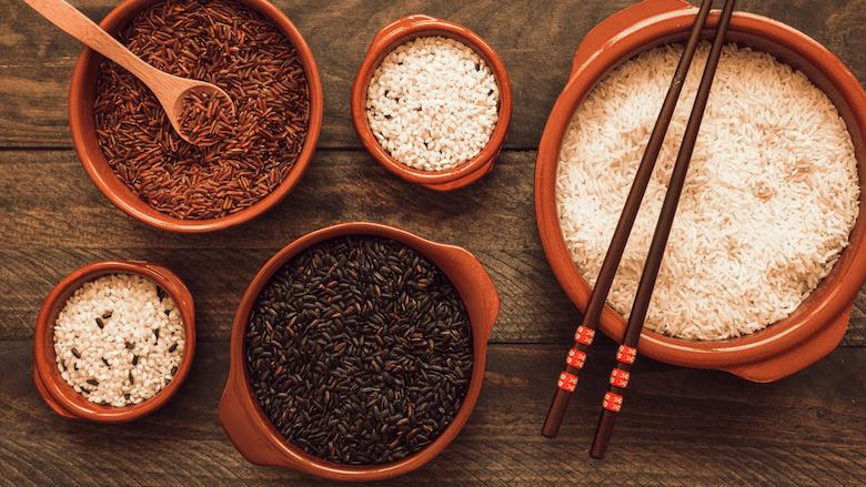 Cách nấu gạo lứt ngon