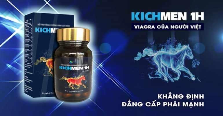 Thực phẩm chức năng Kichman 1h