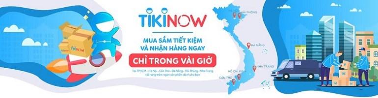 Mua hàng trên Tiki.vn