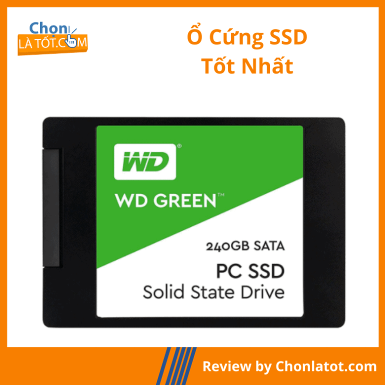 ổ cứng SSD WD Green 3D