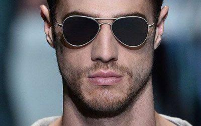 chọn kính râm phù hợp với khuôn mặt nam