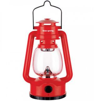 đèn sạc led điện quang prl04 r