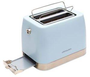 máy nướng bánh mì lock&lock ejb221blu (700w)
