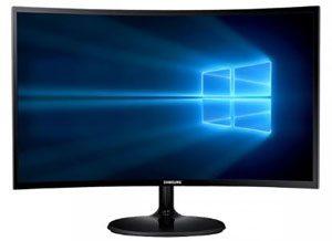 màn hình máy tính cong samsung có tốt không
