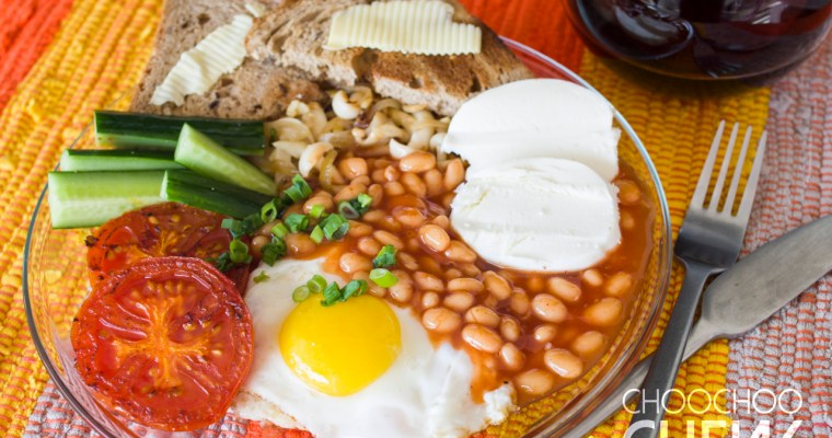 Vegetarian English Breakfast 蔬食英式早餐
