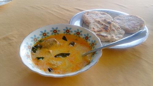 The Sri Lankan Breakfast 斯里蘭卡早餐