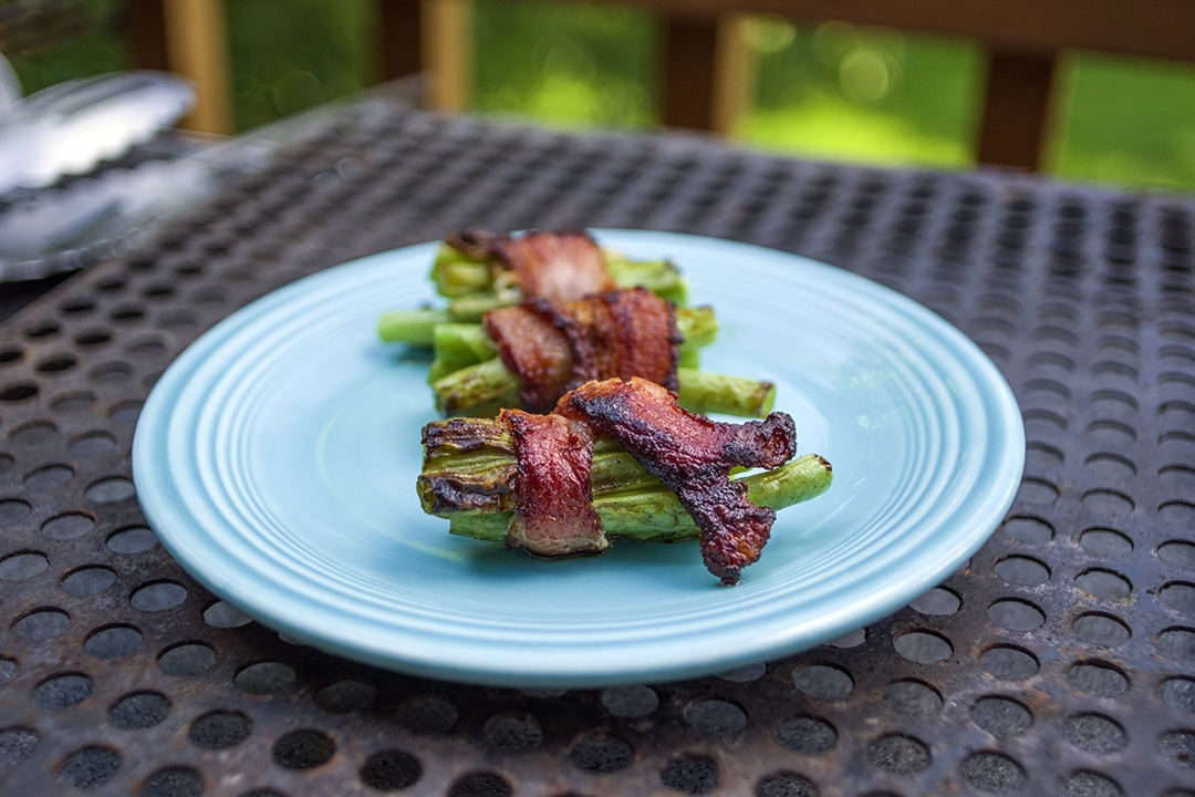 Bacon Wrapped Green Beans | 培根四季豆捲