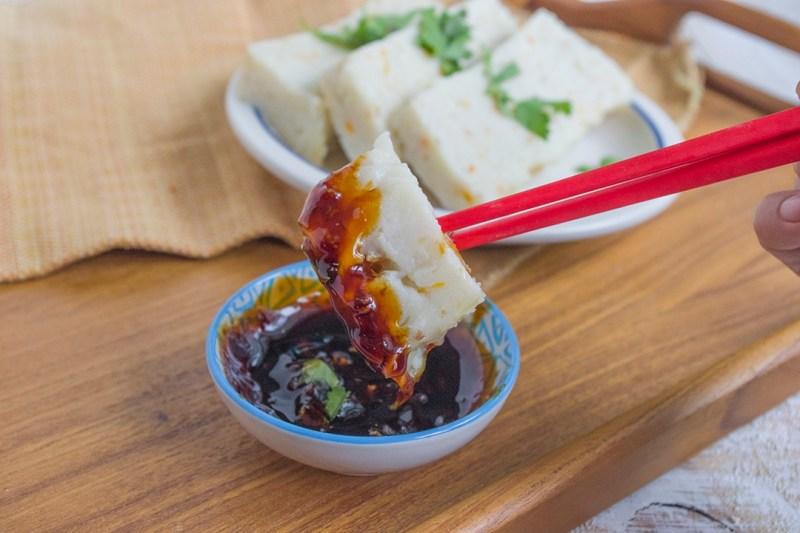 20171105.Vegetarian-Radish-Cake-from-Scratch-自製米漿素食蘿蔔糕_Resize.jpg