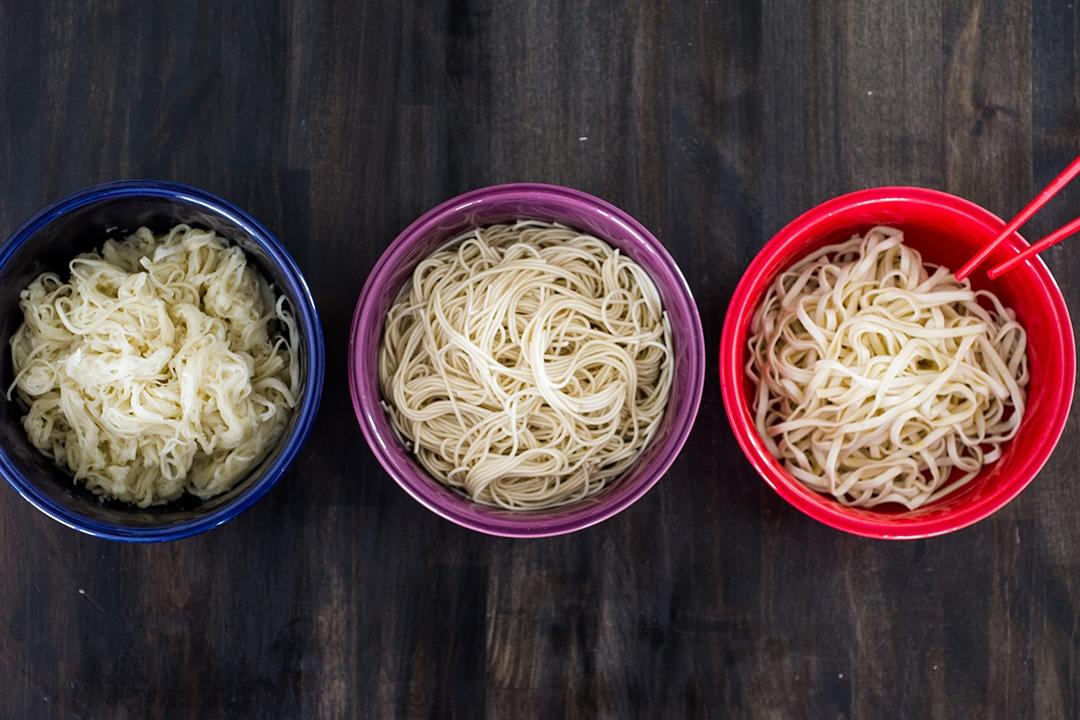 Commit Amateur girlfriend and noodles