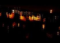 Drunken Zürich in the night