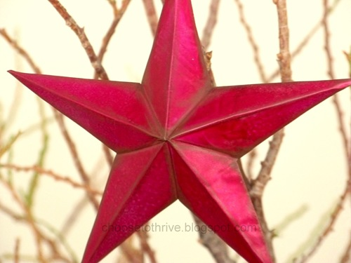 metal stars for ornaments