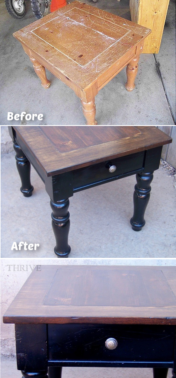 Saving Ugly Betty A Furniture Intervention