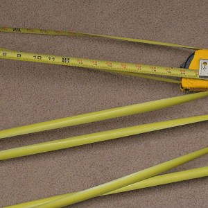What Not To Toss Weekend: Busted Tape Measure