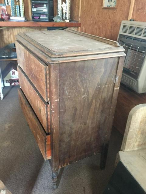 Neglected Cabinet