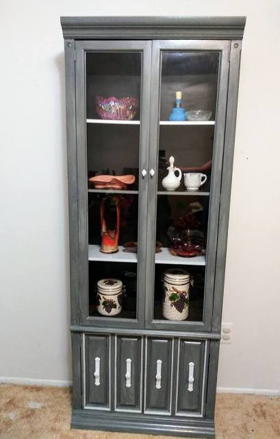 Curio Cabinet After