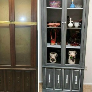Curbside Curio Cabinet – $6.00 Well Spent?