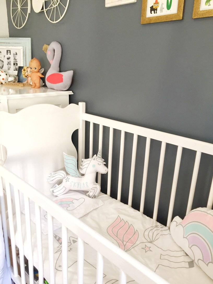 Squiggle and Squeak - Unicorn Bedroom Set