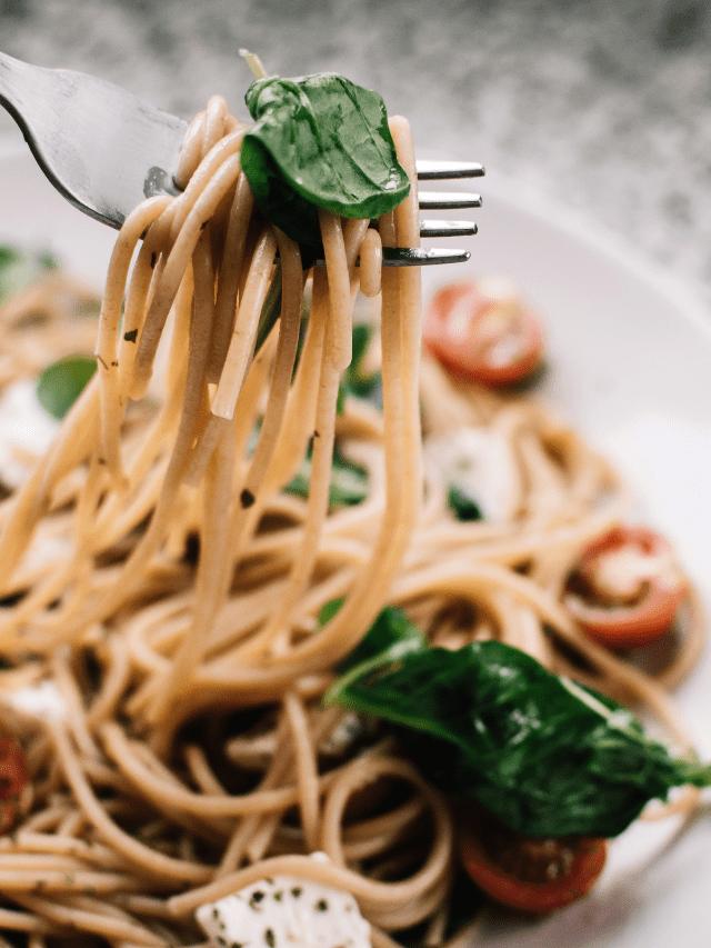 4 Healthier Alternatives To Pasta
