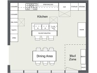 how to design a small kitchen layout, How to Design a Small Kitchen Layout: Cool and Space-Saving Ideas