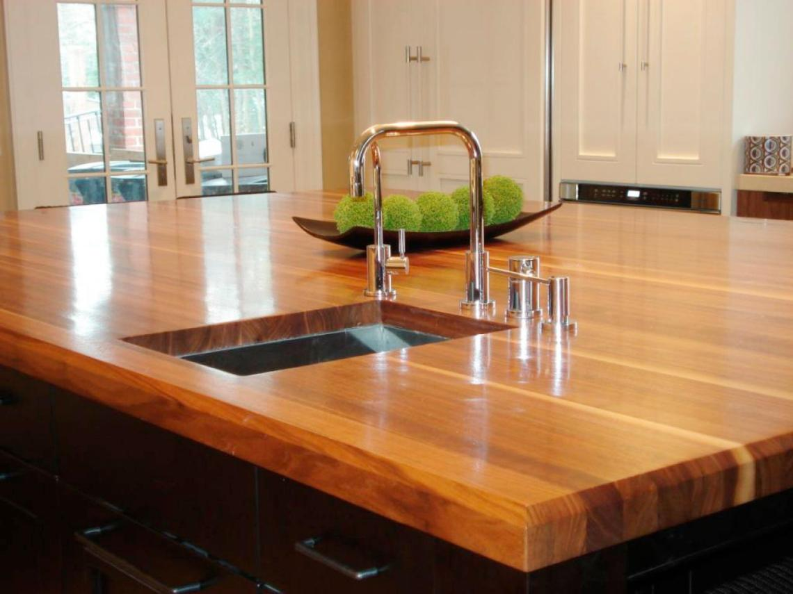 Kitchen countertop materials, 4 Favorable Kitchen Countertop Materials of All Time