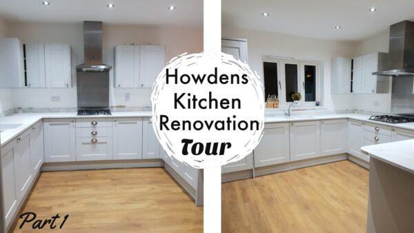 Howdens Kitchen Tour, KITCHEN RENOVATION | Howdens Kitchen Tour