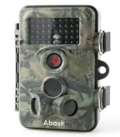 ABASK Trail Surveillance Waterproof Wildlife Camera