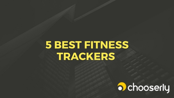 Best Fitness Trackers - Top 5 Activity Bands